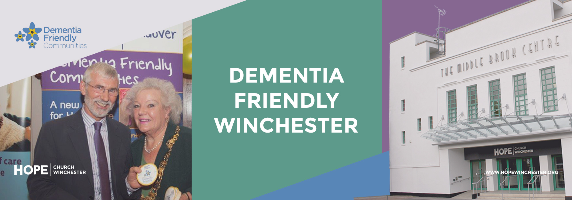 Dementia Friendly Winchester at The Middle Brook Centre