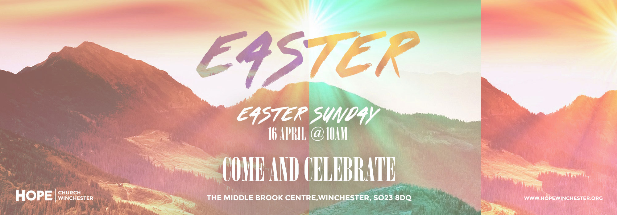 Come And Celebrate Good Friday With Us At Hope Church Winchester This Easter Brook Street Kids Will Be Available For Children 0yrs Year 6