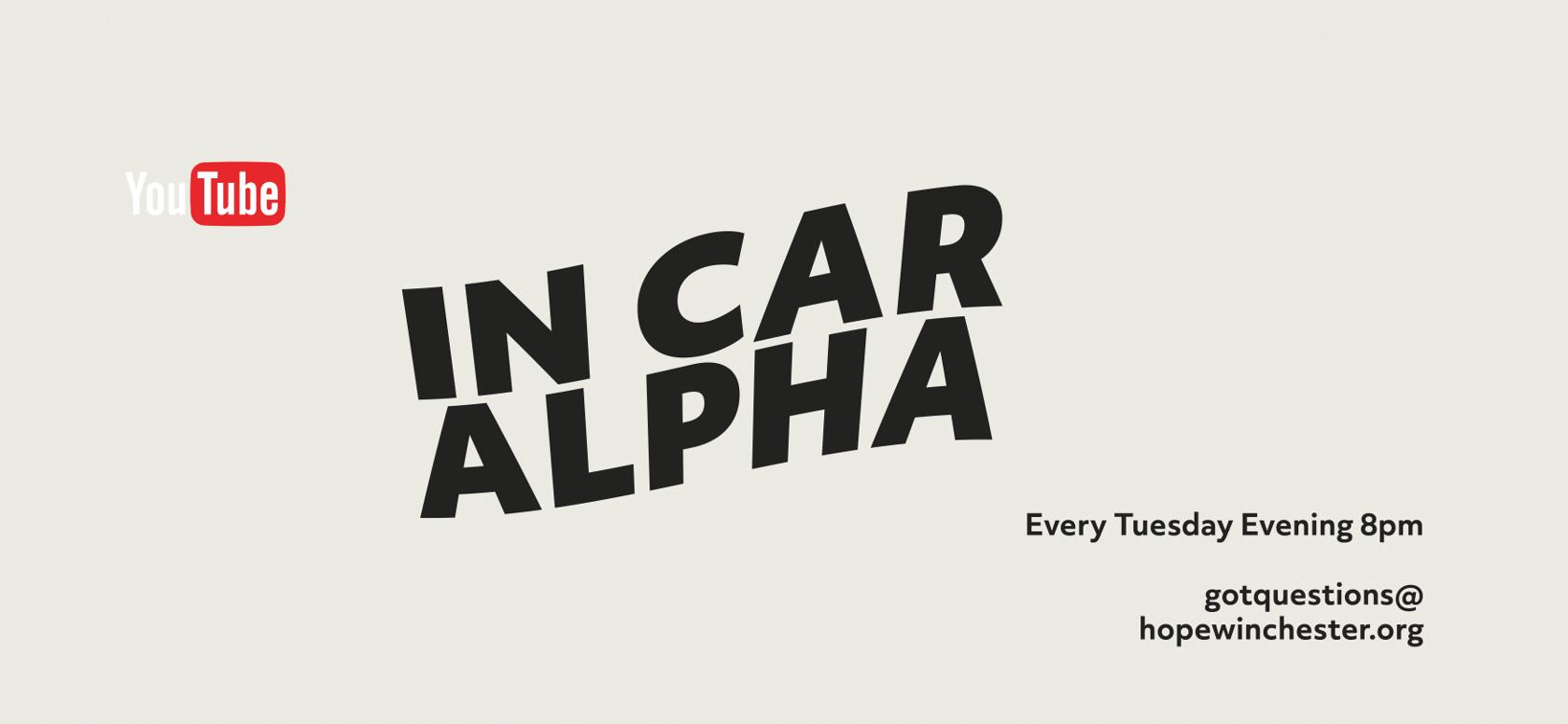 In-car-Alpha-1
