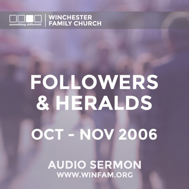 Followers & Heralds