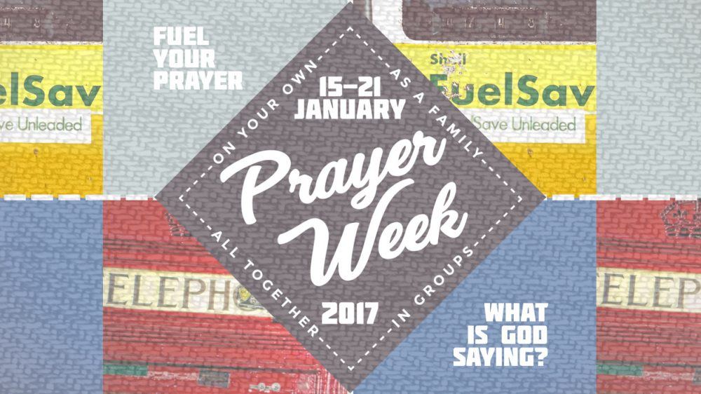 Prayer Week January 2017