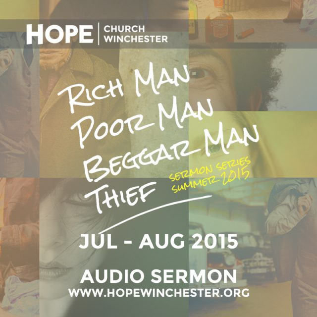 Rich Man, Poor Man, Beggar Man, Thief