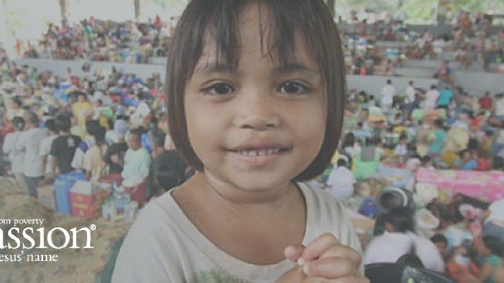 Typhoon Yolanda & Compassion