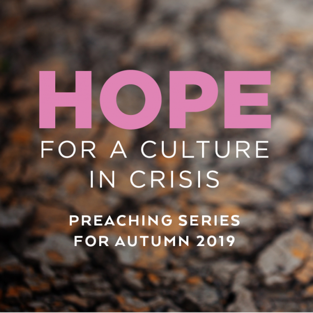 Hope for a Culture in Crisis