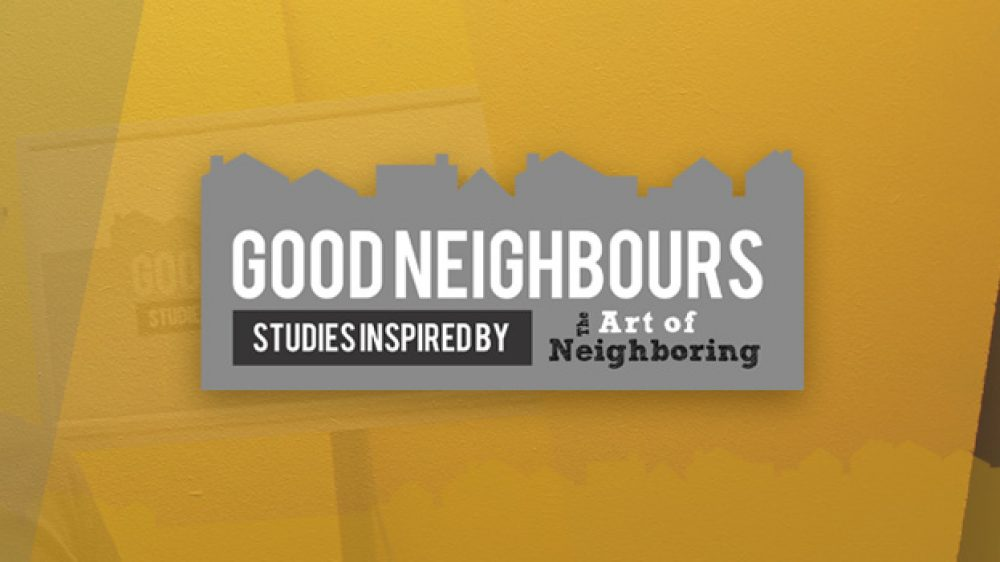 Welcome to 'Good Neighbours'