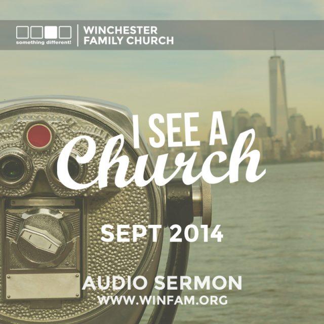 I See A Church
