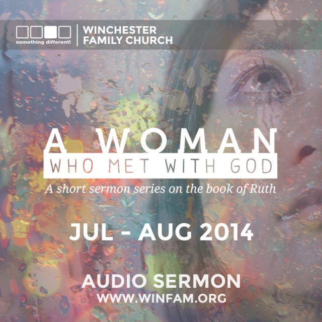 A Woman Who Met With God