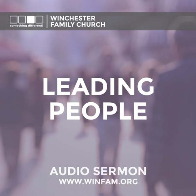 Leading People