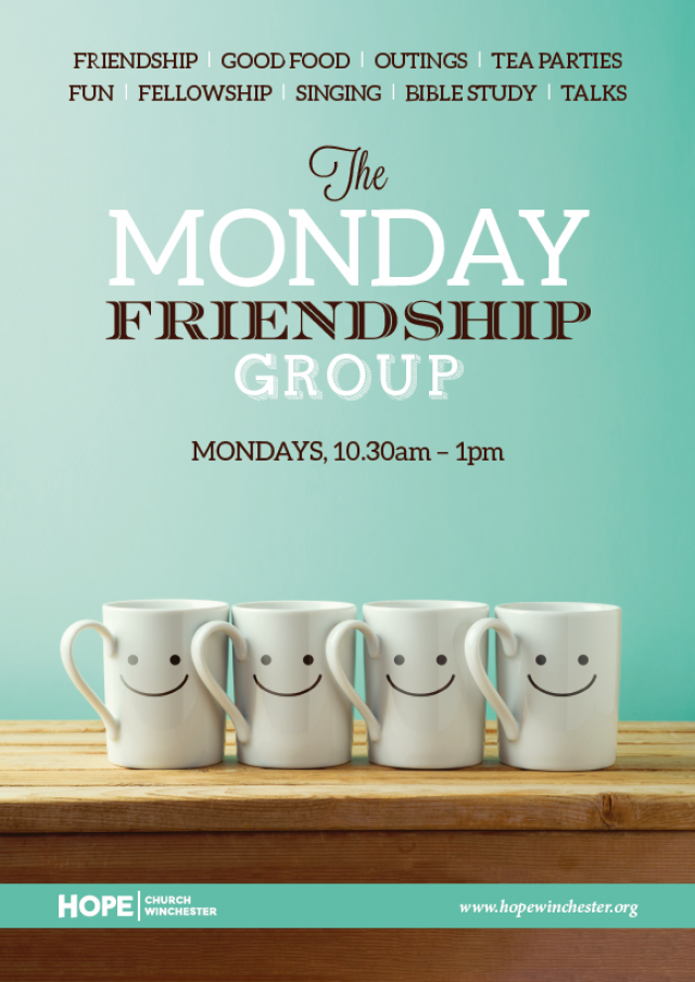The Monday Friendship Group