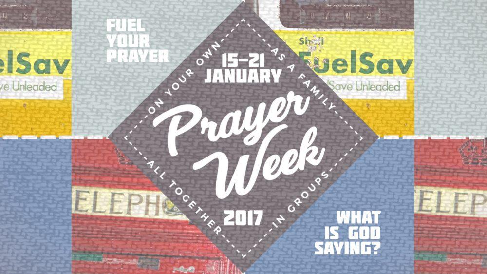 Prayer Week January 2017