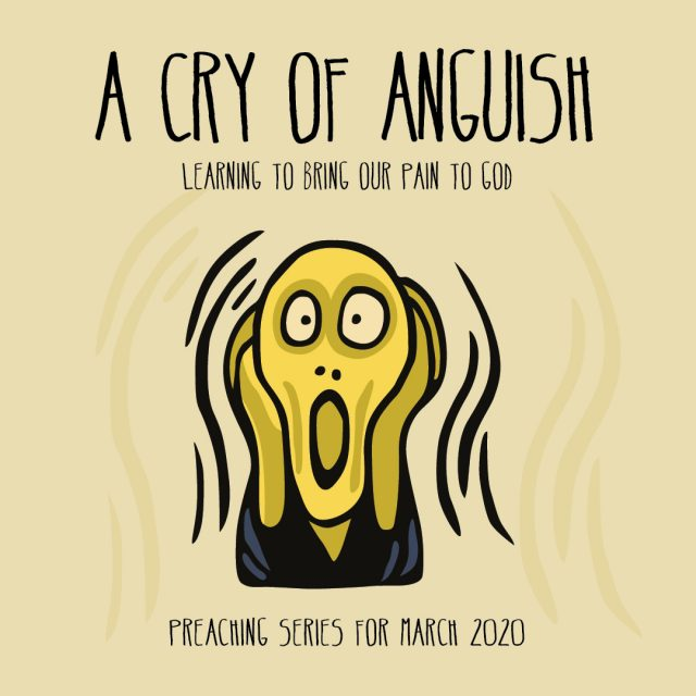 A Cry of Anguish