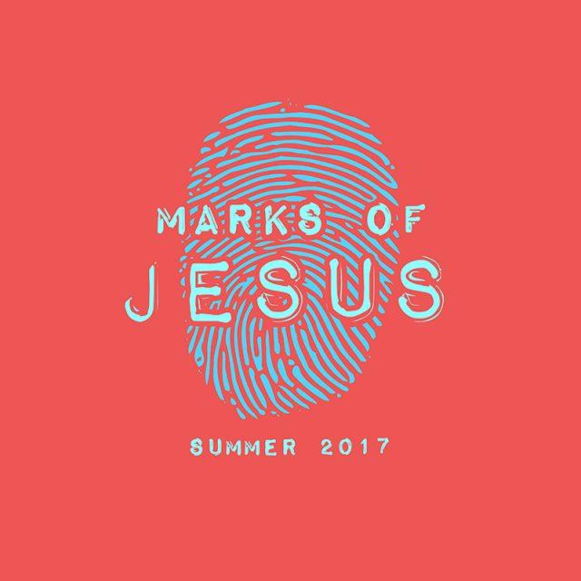 Marks Of Jesus