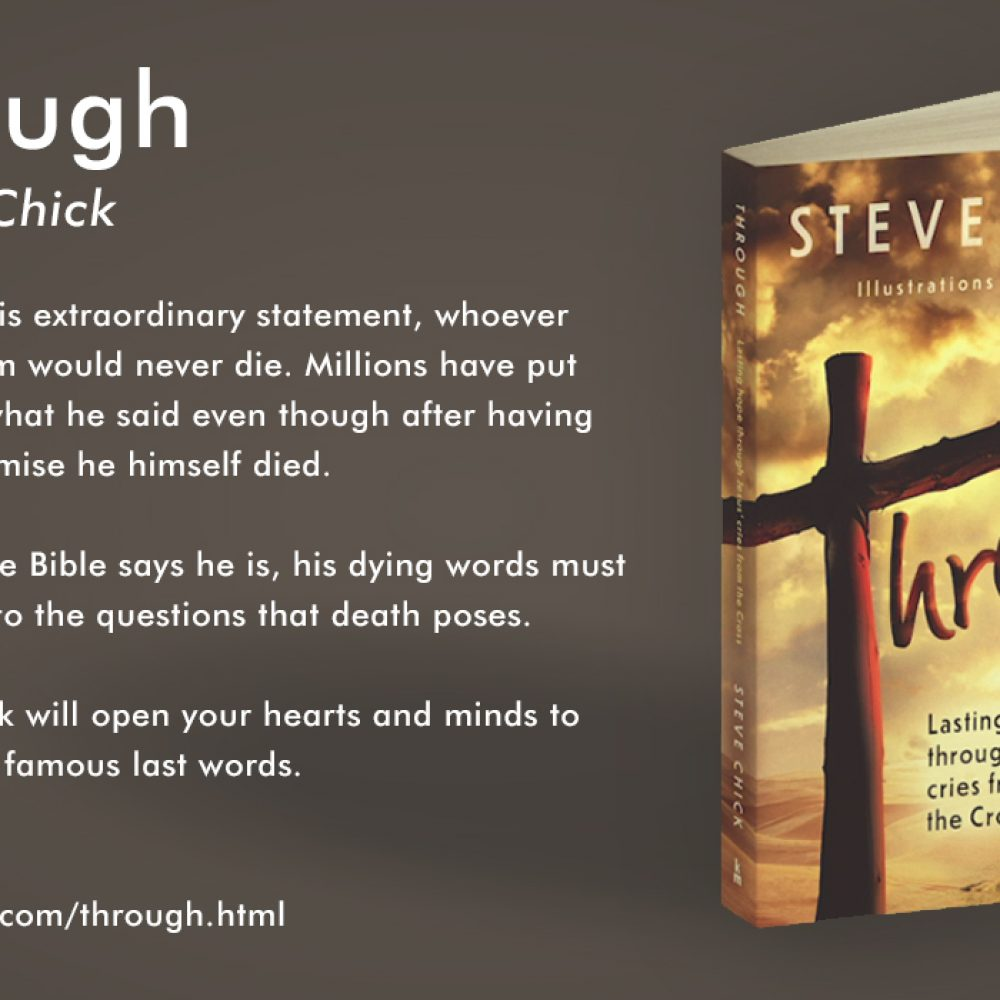 'Through' by Steve Chick